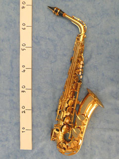 Photo de saxophone alto Yamaha YAS 275.