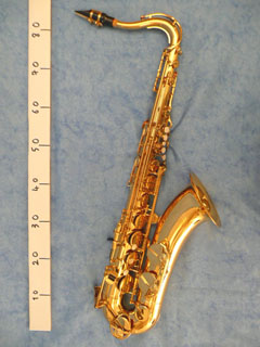 Photo de saxophone ténor  Yamaha YTS 275.